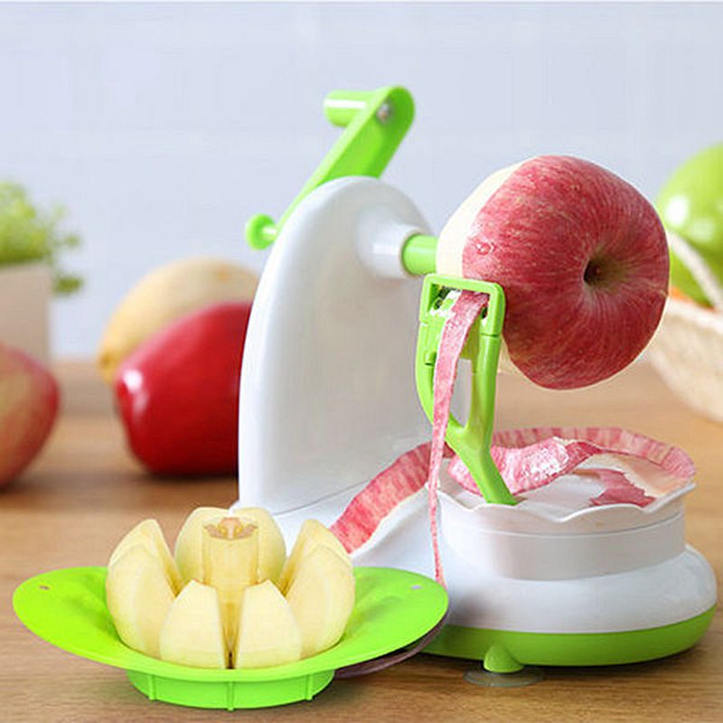 Hand operated Apple peeler, apple peeler, fruit peeler, pear peeler, peeler