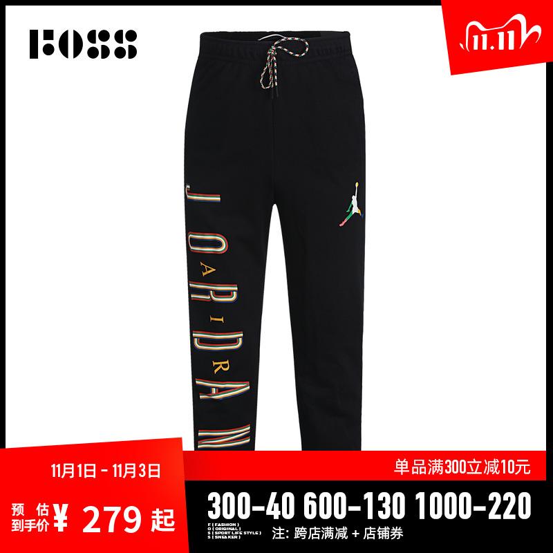 Nike耐克2020年新款男子AS M J SPRT DNA HBR PANT长裤CZ5469-011