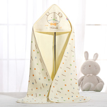 Neonatal Covered Cotton Neonatal Babies Covered with Spring, Autumn and Summer Thin Blanket, Covered Towel, Quilt Baby Supplies