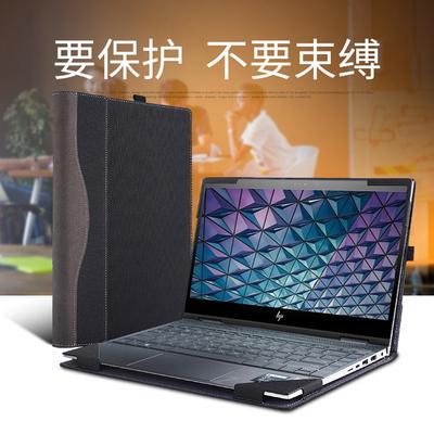 电脑包适用于惠普envy X360 13-aq ar ag ah ad笔记本保护套Laptop Pavilion皮套内胆包13寸防摔防震商务hp