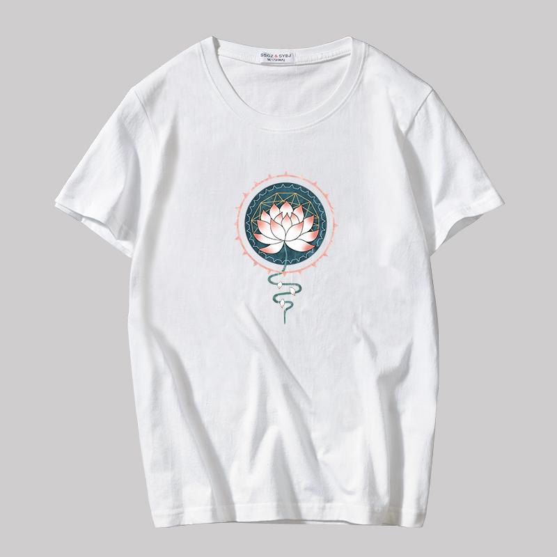情侶夏季短袖t恤男士純棉潮流半袖體桖男裝打底衫上衣服寬松修身
