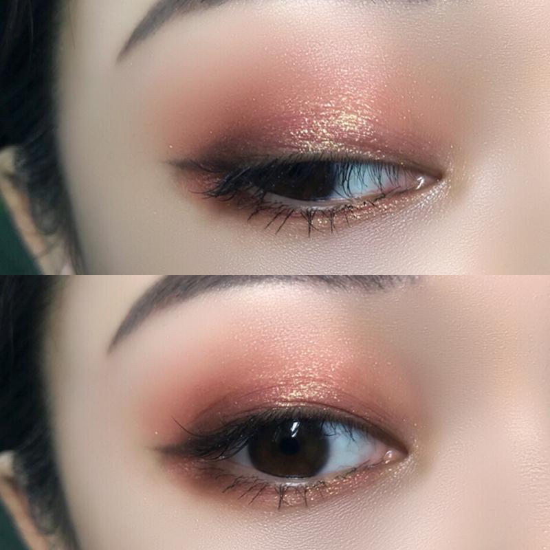 【买2送1】韩国双色眼影笔防水不晕染懒人眼影哑光裸妆自然初学者