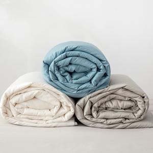 a类大豆纯棉冬被单双人纤维被子