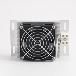 JRD-DJR铝合金加热器带干燥PTC加热器板风扇配电柜风机除湿保温箱