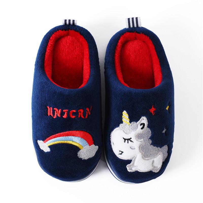 冬季男童防滑室内卡通冬儿童棉拖鞋质量如何?