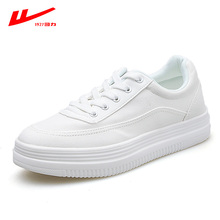 Return White Shoes Women's Summer Shoes in 2019 Increase Women's Shoes 100 Sets of Heavy-soled White Shoes Explosive Board Shoes New Canvas Shoes