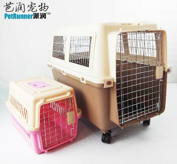 航空箱狗貓籠子便攜寵物運輸狗狗空運托運箱子貓咪外出旅行箱大號