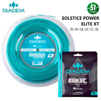 Оригинал DIADEM King Power Polyester Hardline Solstice power / Elite Hexagon Star Теннисная ракетка