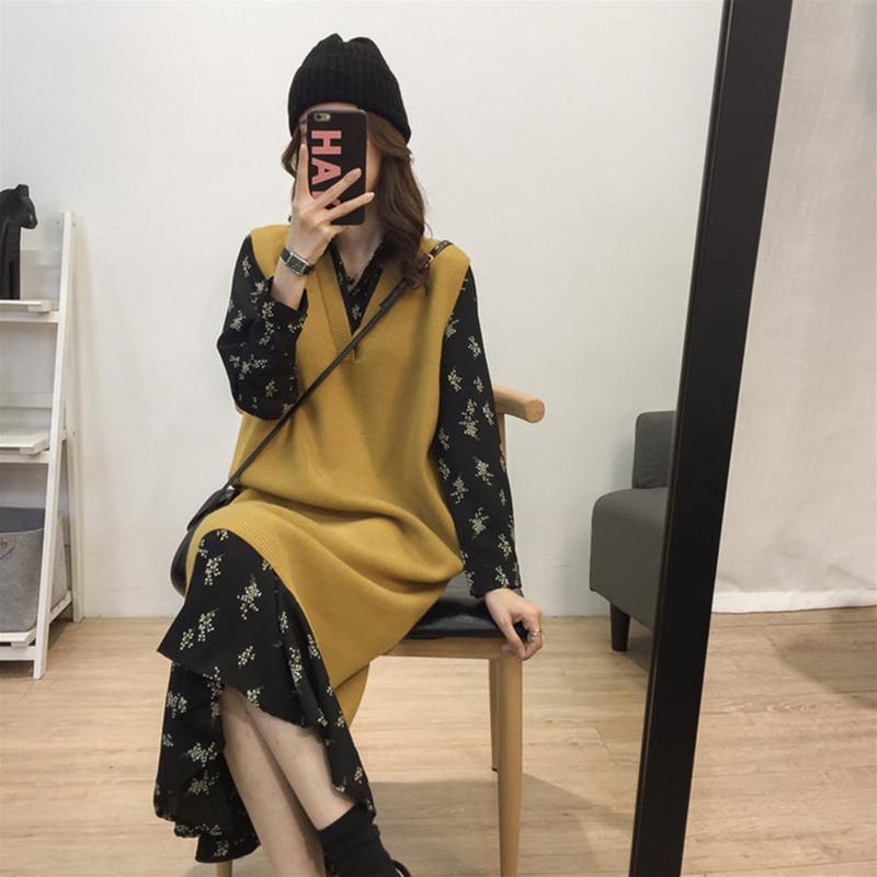 早秋大码女装2019年新款网红潮裙子券后69.00元