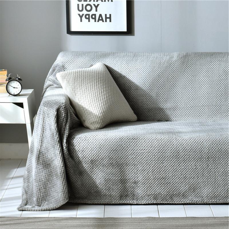 北欧纯色沙发 盖布网红ins风沙发毯布艺沙发套罩巾全盖布巾沙发垫券后59.90元
