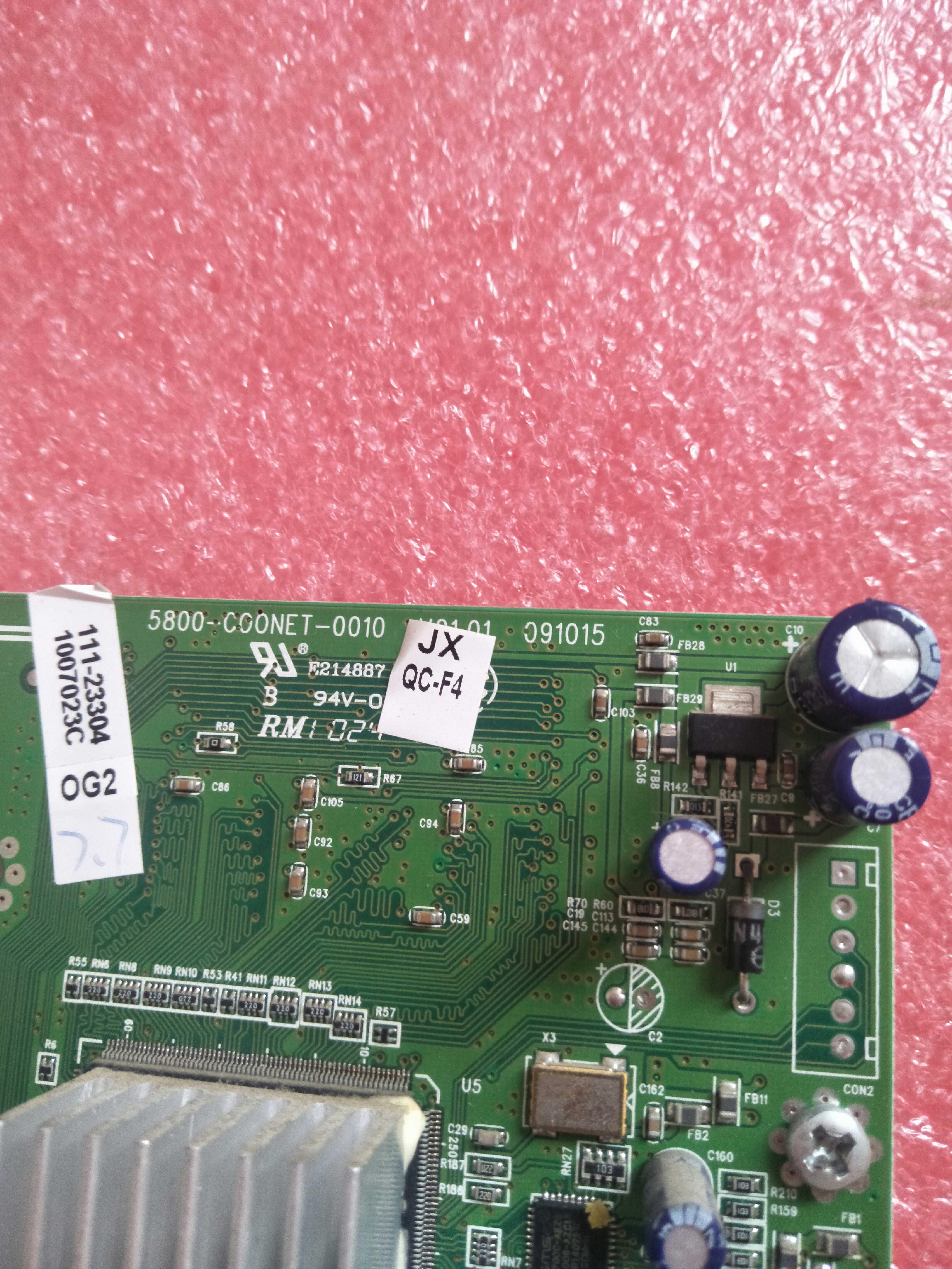 原装创维47K05HR 液晶电视 网络板:5800-C00NET-0010 V01.01