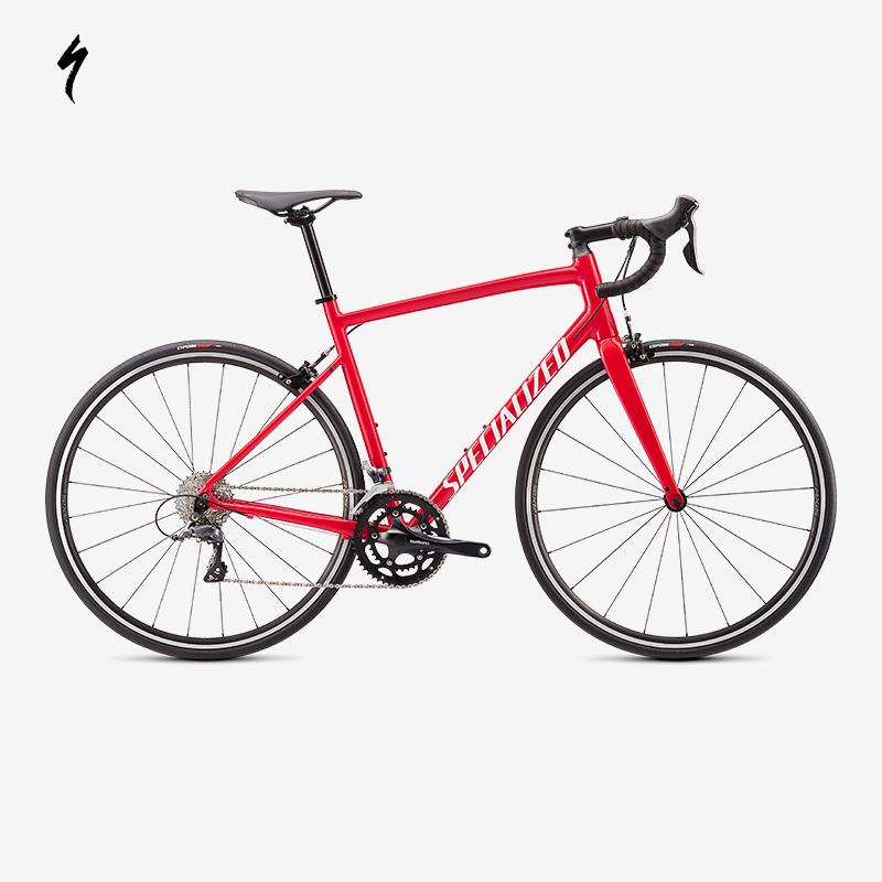 买三送一SPECIALIZED闪电 ALLEZ BASE 20基础款通勤铝合金公路自行车