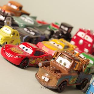 Cars123 汽车总动员赛车总动员 合金玩具模型车摆件