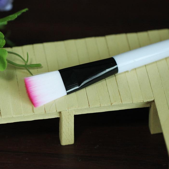 改妆改娃 化妆刷子1个 bjd妆面 白杆粉毛 小布 Ob粉底工具涂料