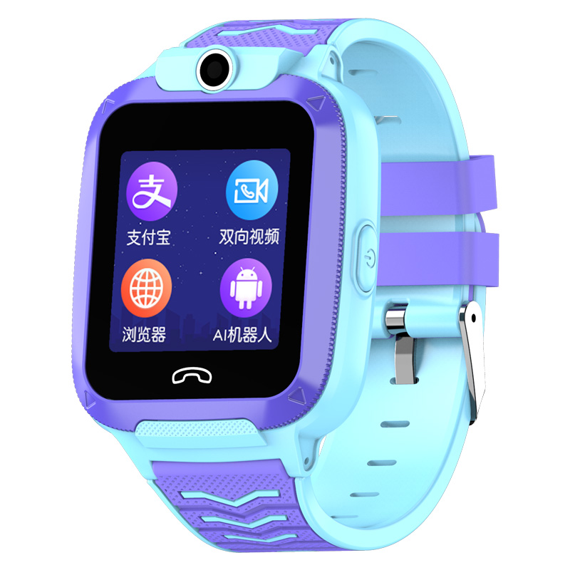 Bailixing 4G all Netcom childrens telephone watch GPS positioning intelligent voice and video call student Watch