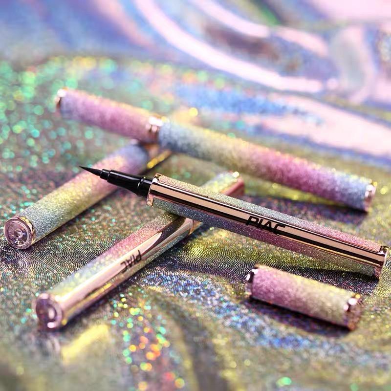 Starry eyeliner pencil pencil pen female long lasting dizzy dyed makeup, waterproof, sweat resistant, non fading, beginners