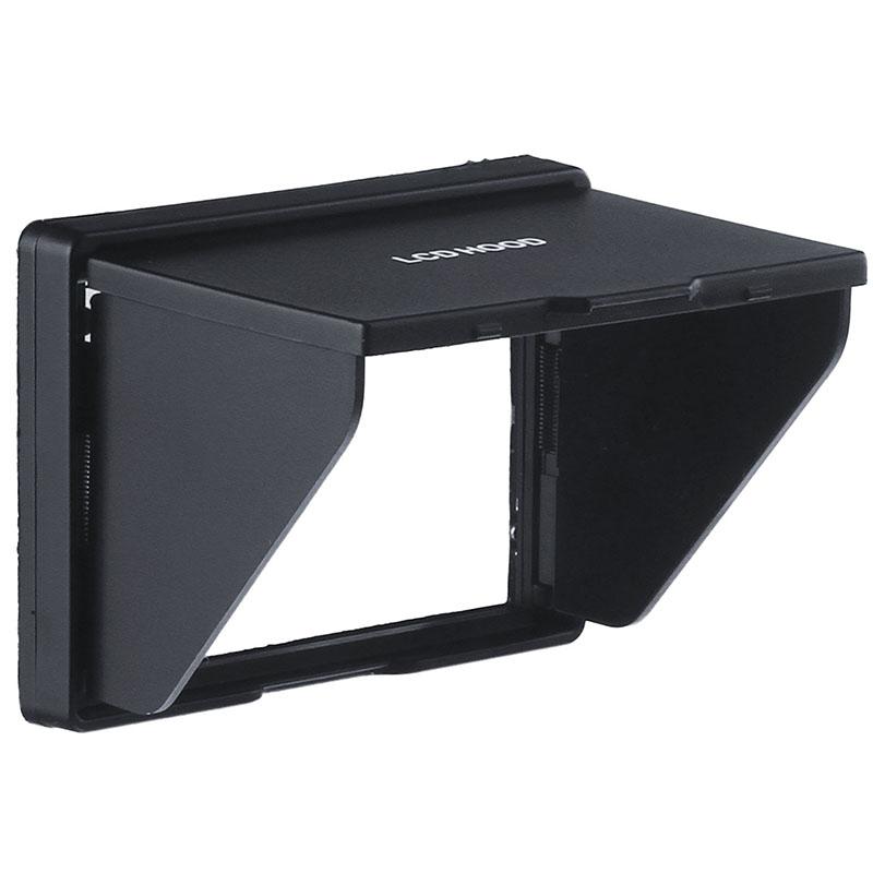 JNS保护屏 适用于富士XP90 HS50EXR S1 SL1000 HS33EXR屏幕遮光罩