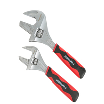 Vanke Bao W9206 pipe live dual use wrench large opening activity Wrench 8 10 inch Board 50mm