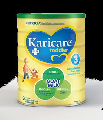 澳洲Karicare可瑞康羊奶婴幼儿羊奶粉1段2段3段一段二段三段900g