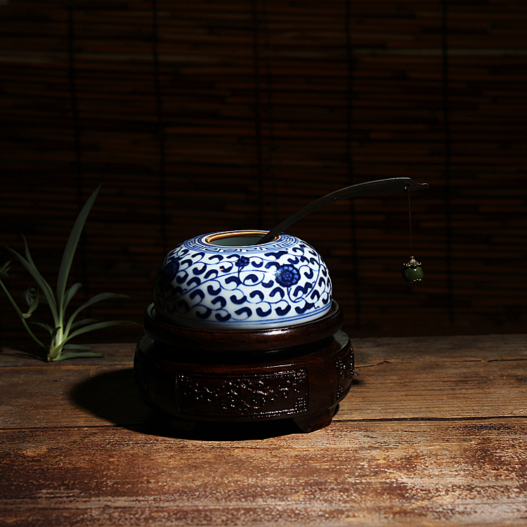 Один обещание сюань культура дом статьи вид мораль город фарфор устройство античный Чернила камень тайвань добавьте воду ручная роспись блокировка мелкосемянные вода чашка