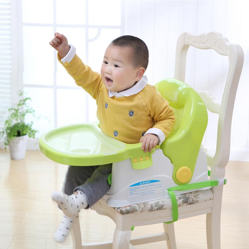 加厚兒童餐椅寶寶餐椅便攜式可調檔嬰兒吃飯桌椅座椅洗頭躺椅