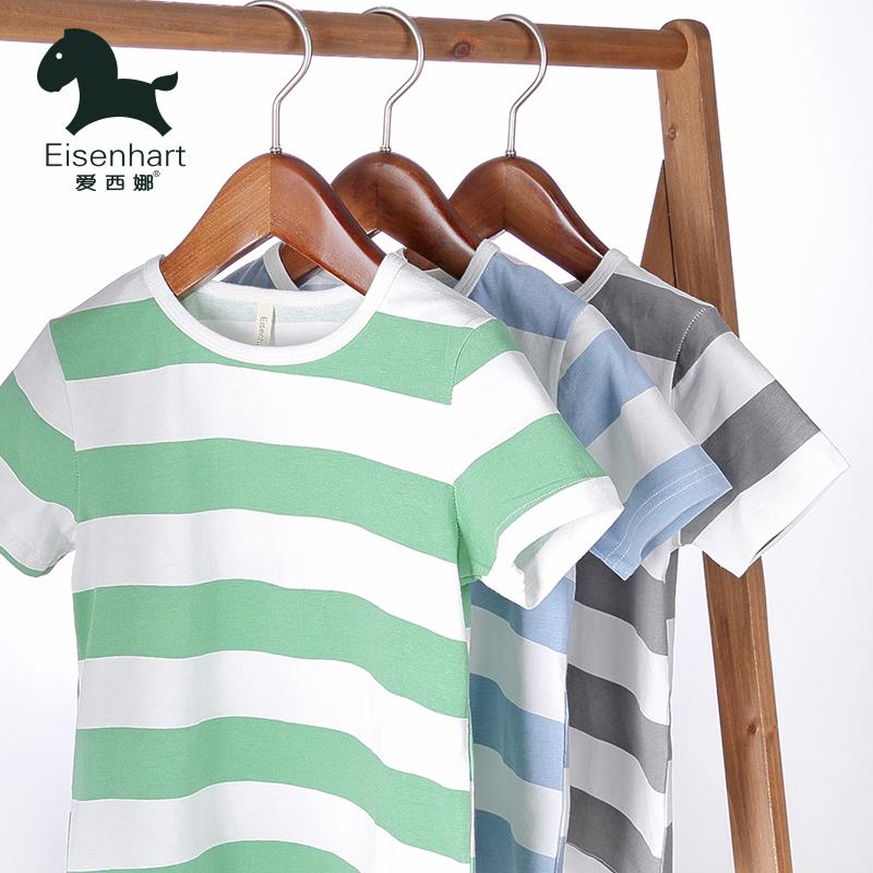 愛西娜兒童 條紋t恤