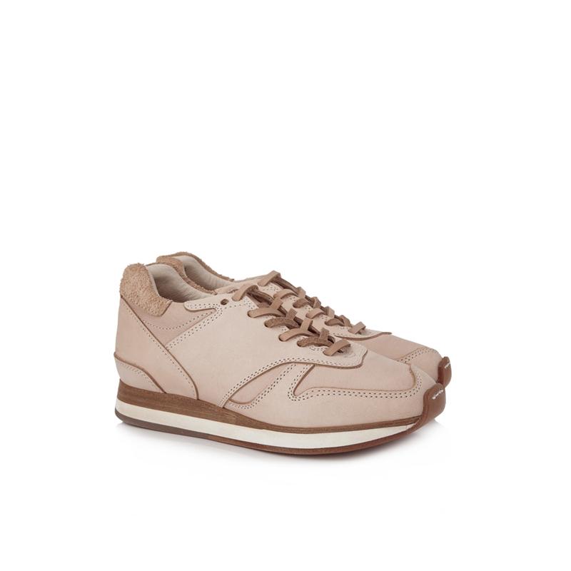 Hender Scheme新款男女鞋休闲运动鞋牛皮系带平底户外跑鞋板鞋