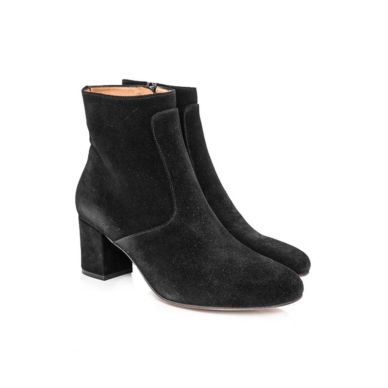 ANTHOLIOGY PARSIS婦人靴女性スエードブーツ