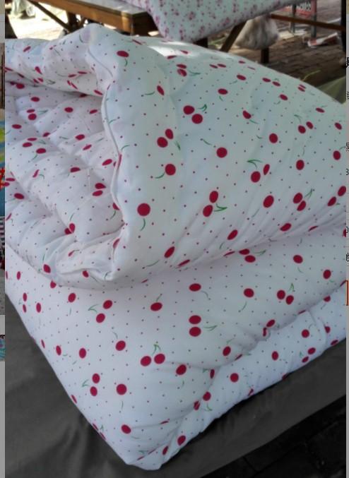 定做200*230冬季加厚棉花包邮床垫限时2件3折