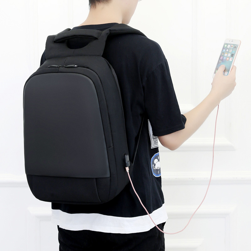Business computer backpack backpack mens multifunctional large capacity 14 inch 15 inch notebook travel bag