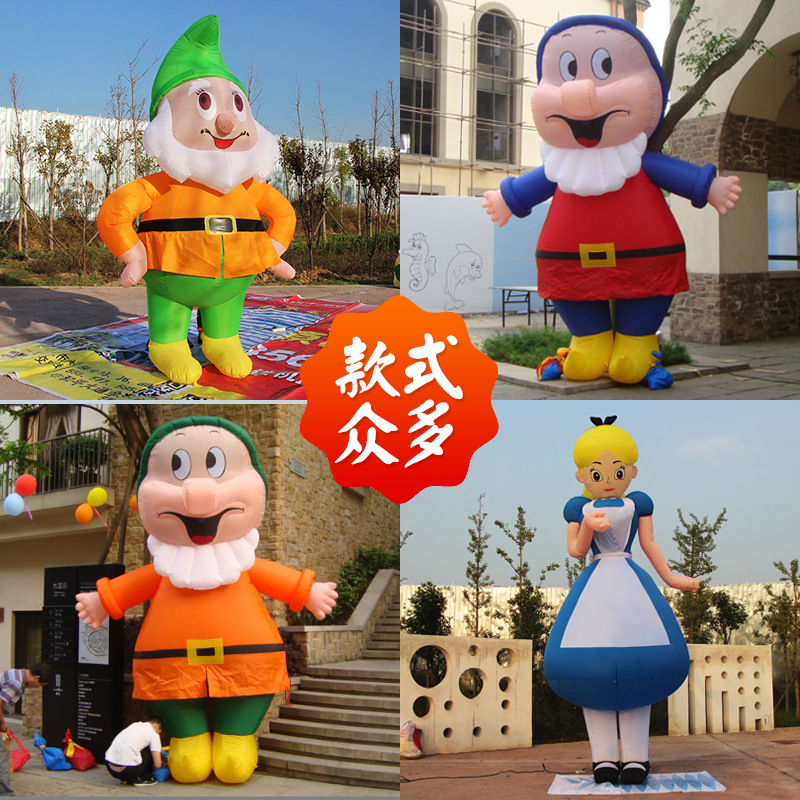 Cosplay series snow white picture card spot puppet props and accessories