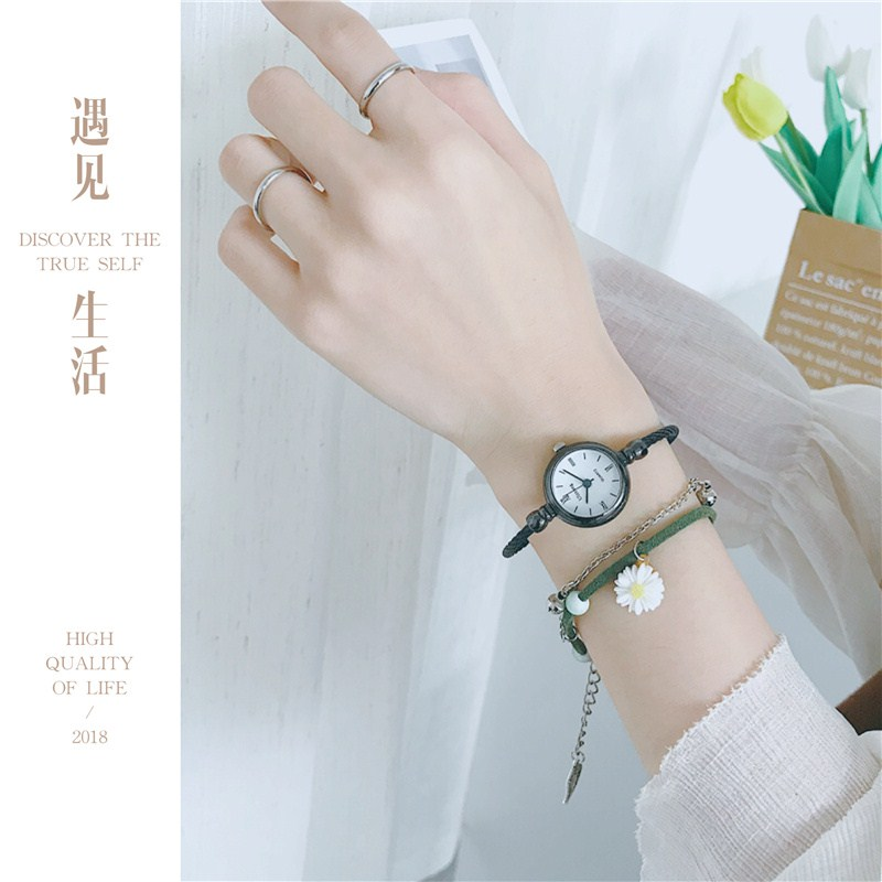 Antique Chinese style decorative bracelet watch one bracelet style opening fashion exquisite simple temperament students