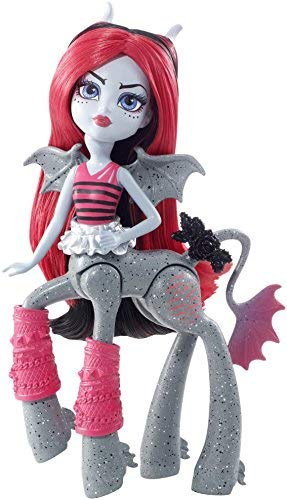 Monster High Fright-Mares Lyra Quartzmane Doll怪物高惊吓母马