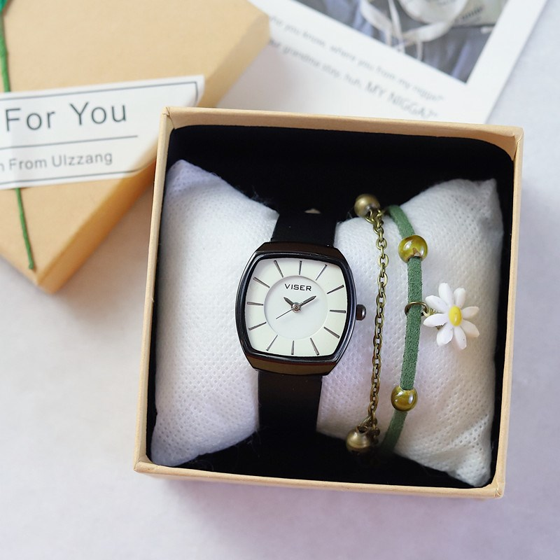 Antique watch, Chinese style, French minority, simple temperament, retro waterproof, female student, Windsor department, college style