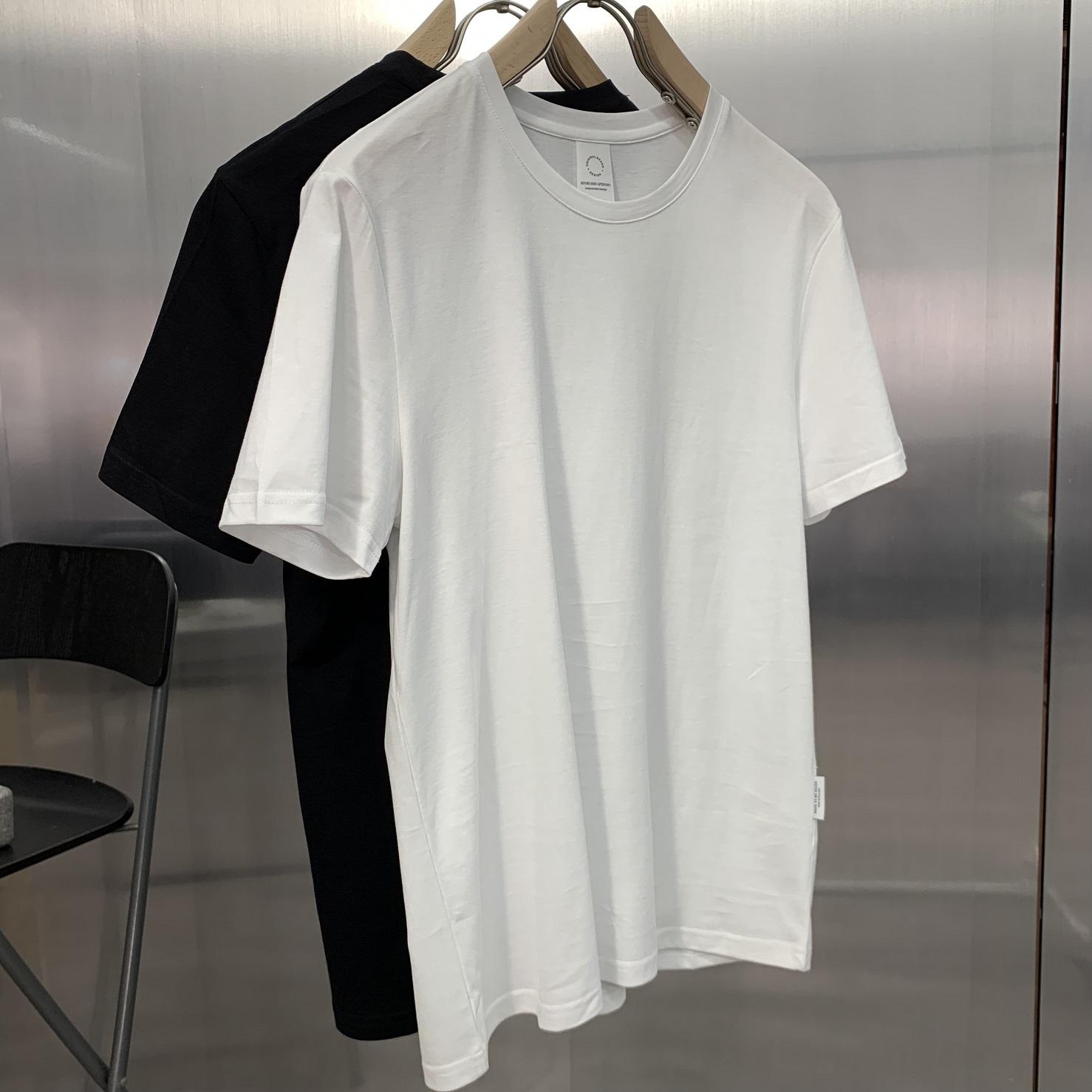 中國代購|中國批發-ibuy99|男士服饰|轻潮服饰执著男装新款净版纯色短袖T恤