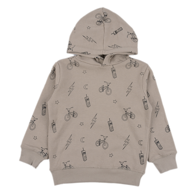 Japanese spring and autumn sweater boys hooded round neck top childrens trendy clothing r-6761 childrens clothing boys cotton guard