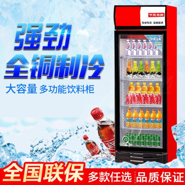 热销0件有赠品双开冷冻水电冰箱展示柜冷藏保鲜柜