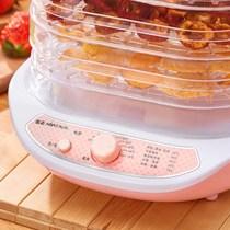 层不锈钢蔬菜烘干机果片干果机宠物食品风干脱水机包邮6家用小型