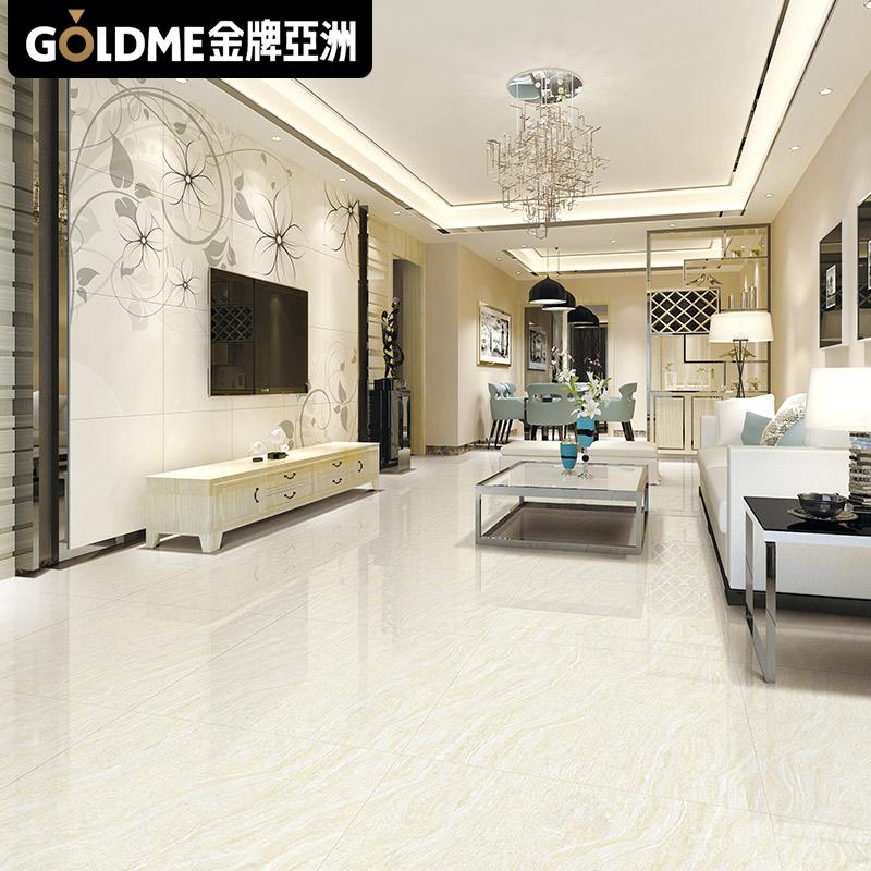 Gold medal Asian ceramic tile living room ceramic tile background wall bedroom floor tile polished tile Amazon ceramic tile 800X800