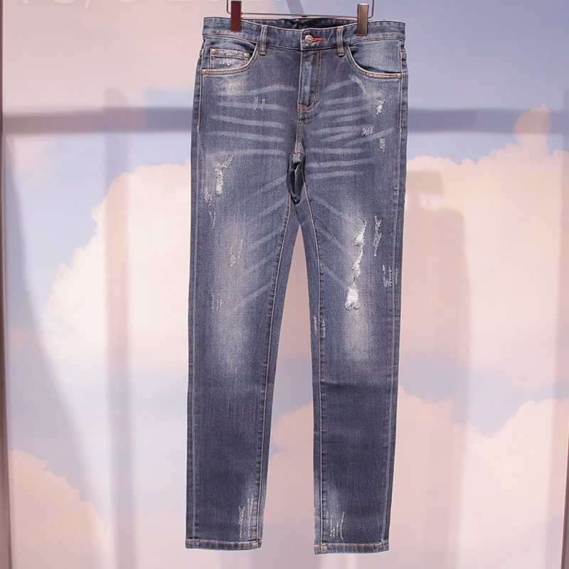[exclusive for Shangge Hougong group] mens jeans