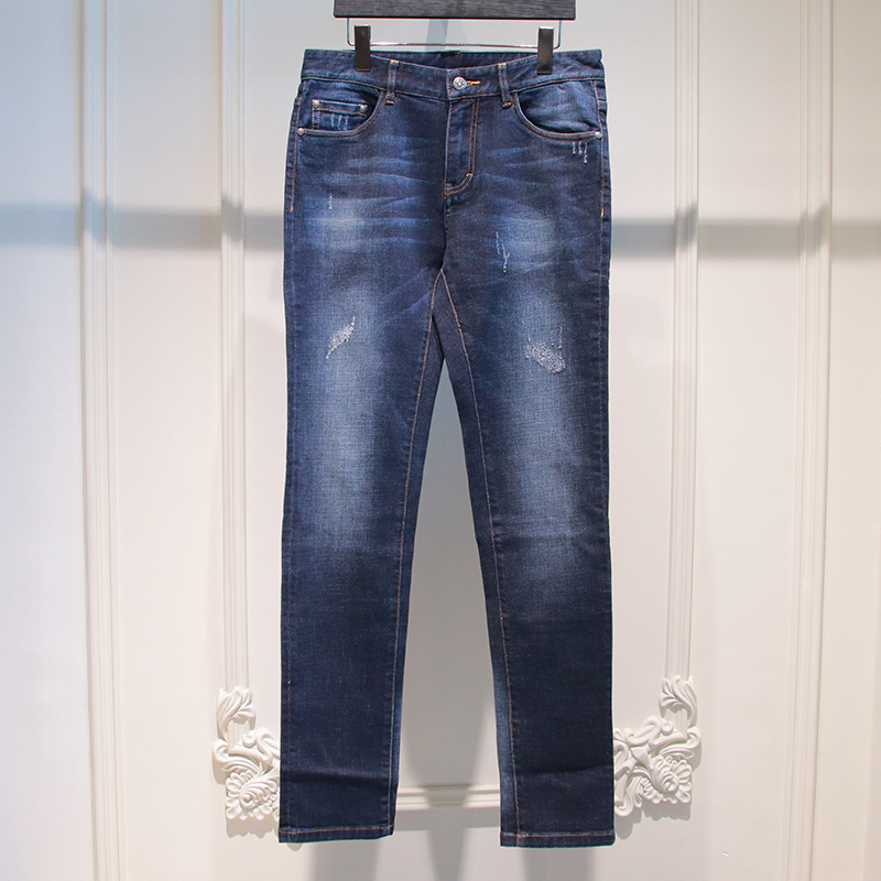 [exclusive for Shangge Hougong group] mens casual jeans