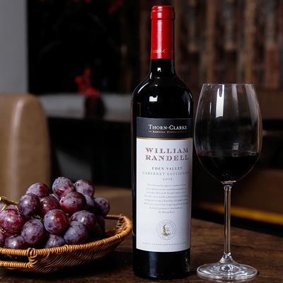 澳洲红酒荣颂庄园威廉蓝黛尔赤霞珠红葡萄酒原装原瓶进口750ML