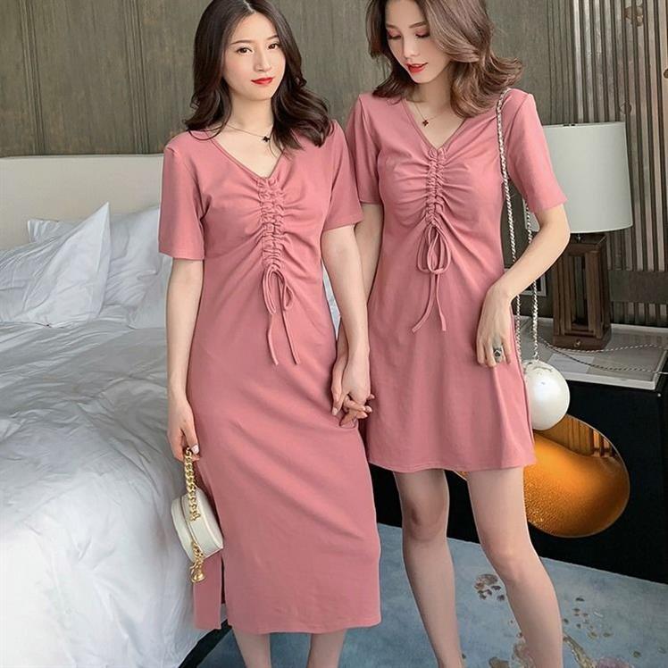 2019夏装新款不一样的超仙连衣裙子11月04日最新优惠