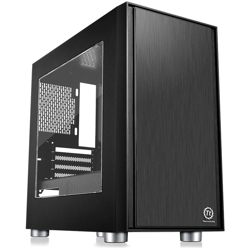 机箱启航者f1台式电脑主机侧透机箱中塔matx水冷小机箱s5静音m1
