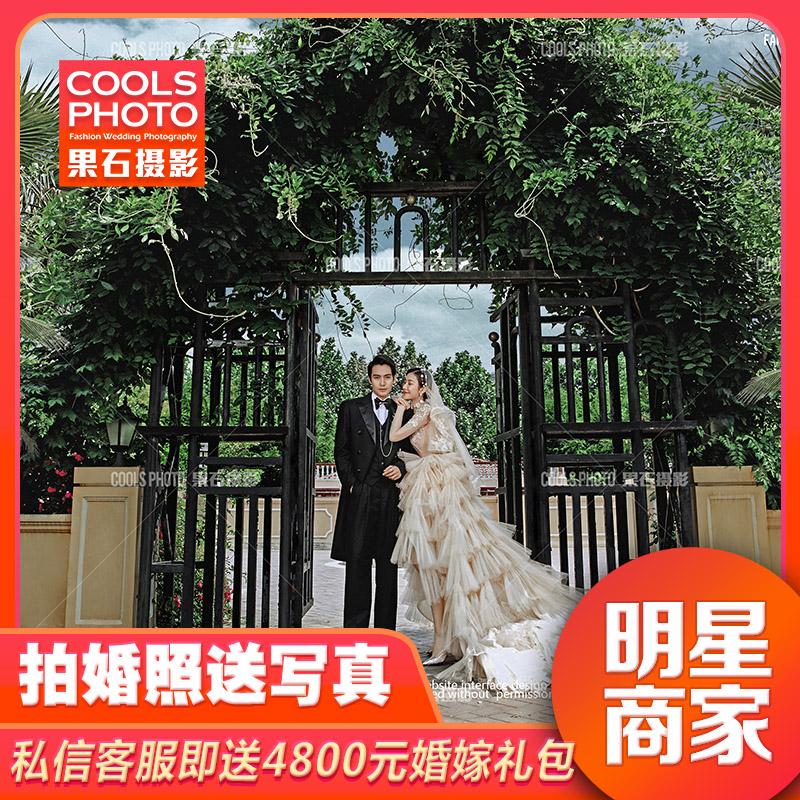 果石摄影武汉婚纱摄影婚纱照成都郑州三亚丽江普吉岛旅拍结婚照