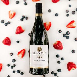 南非琼瑶浆晚收半甜白葡萄酒 好喝有质感晚安酒 香水般芬芳精品酒