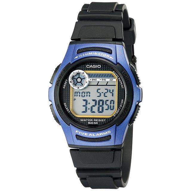 卡西欧CASIO店铺保修手表专柜正品代购美国男士2020热销W2132AVCF