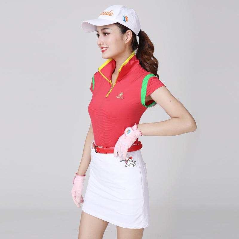 短裙女装短裤golf球裙子防走光速干透气女士服装韩版