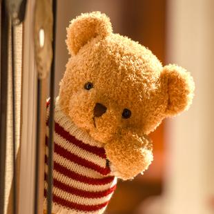 泰迪熊毛绒玩具抱抱熊公仔布娃娃女孩睡觉抱枕可爱大熊送女友玩偶
