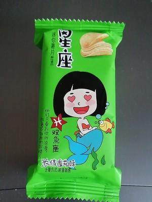 董小姐土豆脆片小包装薯片休闲零食小吃小孩爱吃的烘焙薯片小零食
